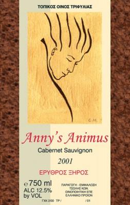 τσωλης annys animus